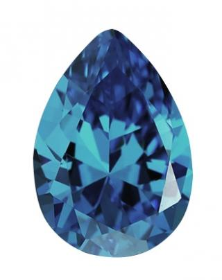 Synthetic Spinel - Pear - #120 (PS)